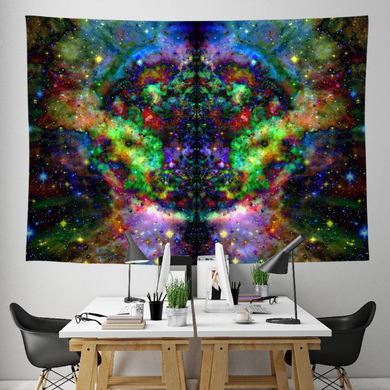 Kemrin Collection Tapestry / Festival Flag - Heady & Handmade