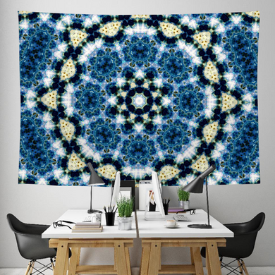 Kithin Collection Tapestry / Festival Flag - Heady & Handmade
