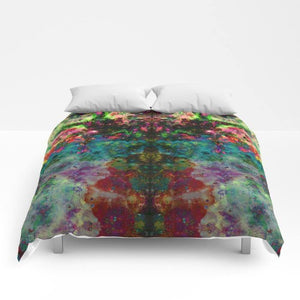 Lucid Collection Comforter / Duvet Cover - Heady & Handmade