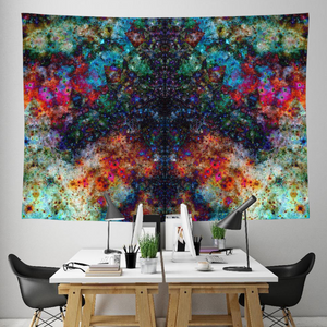 Mercy Collection Tapestry / Festival Flag - Heady & Handmade