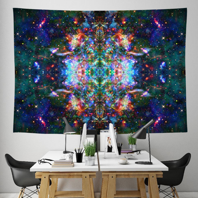 Oriarch Collection Tapestry / Festival Flag - Heady & Handmade