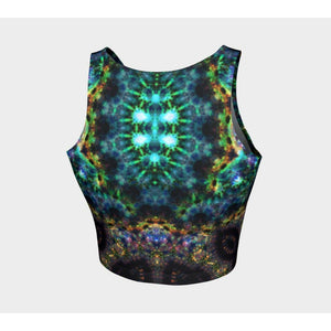 Ceres Collection Crop Top - Heady & Handmade