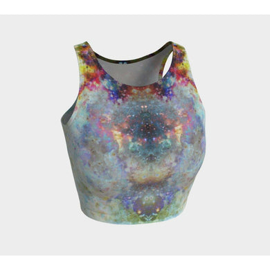Ilyas Collection Crop Top - Heady & Handmade