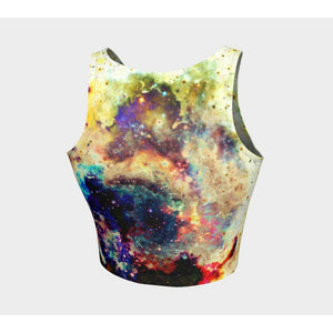 Lucien Collection Crop Top - Heady & Handmade