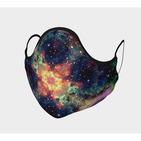 Cotton Candy Cosmos Collection Face mask - Heady & Handmade