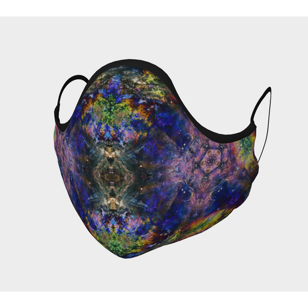 Nox Crescent Collection Face mask - Heady & Handmade