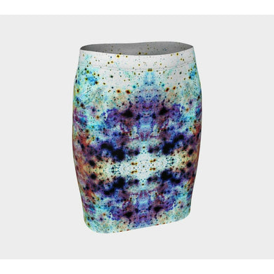 Regail Collection Psychedelic Skirt - Heady & Handmade