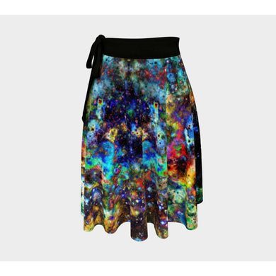 Apoc Collection Wrap Skirt - Heady & Handmade