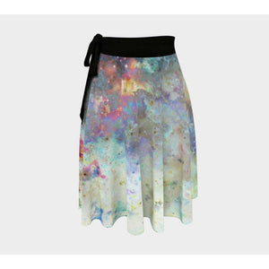 Ilyas Collection Wrap Skirt - Heady & Handmade