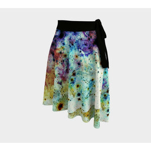 Regail Collection Wrap Skirt - Heady & Handmade