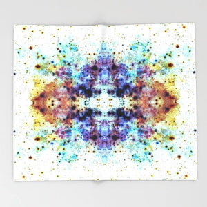 Regail Collection Psychedelic Blanket - Heady & Handmade