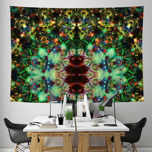 Sanguielle Collection Tapestry / Festival Flag - Heady & Handmade
