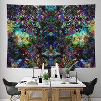 Tesserix Collection Tapestry / Festival Flag - Heady & Handmade