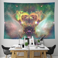Ursus Lyren Collection Tapestry / Festival Flag - Heady & Handmade