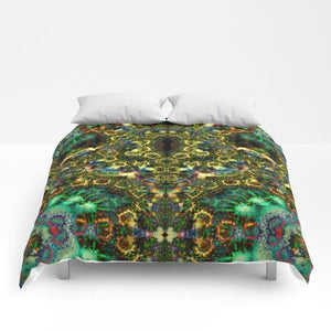 Xerxes Collection Comforter / Duvet Cover - Heady & Handmade