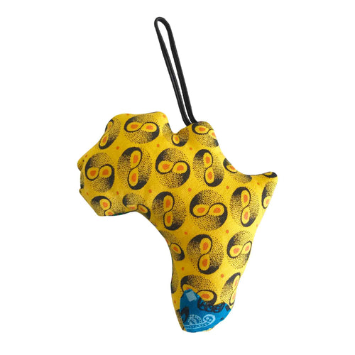 Africa Bauble