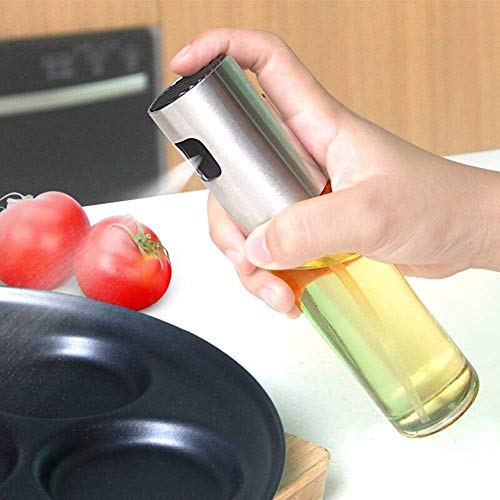 Glass Bottle Cooking Oil Spritzer