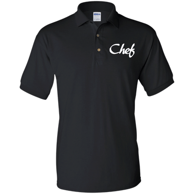 Chef Jersey Polo Shirt