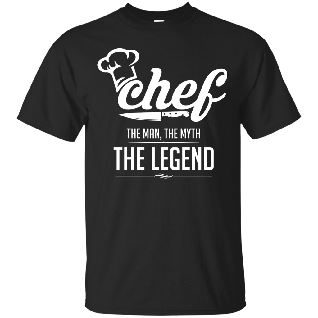 Chef the Man the Myth the Legend T-Shirt