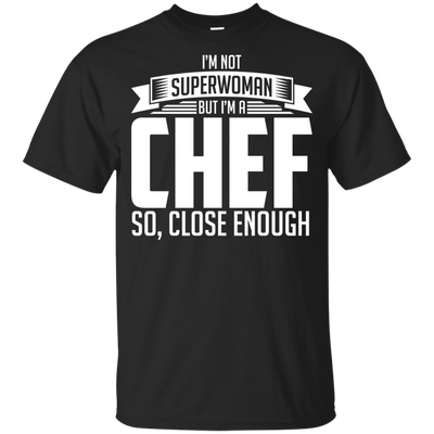 Superwoman Chef Youth T-Shirt
