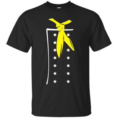 Chef Scarf Yellow T-Shirt