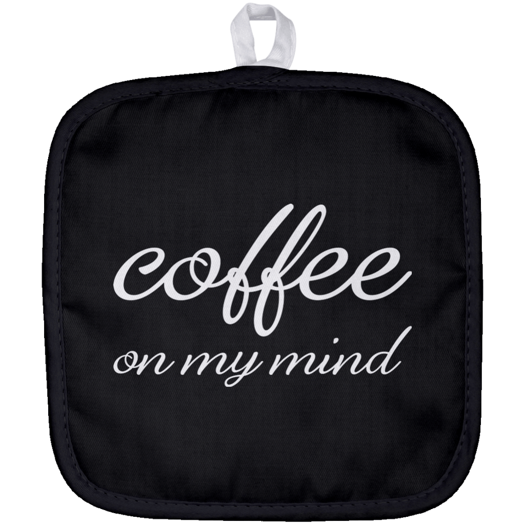 Coffee on my mind SUBHP Pot Holder