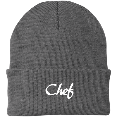 Chef Port Authority Knit Cap