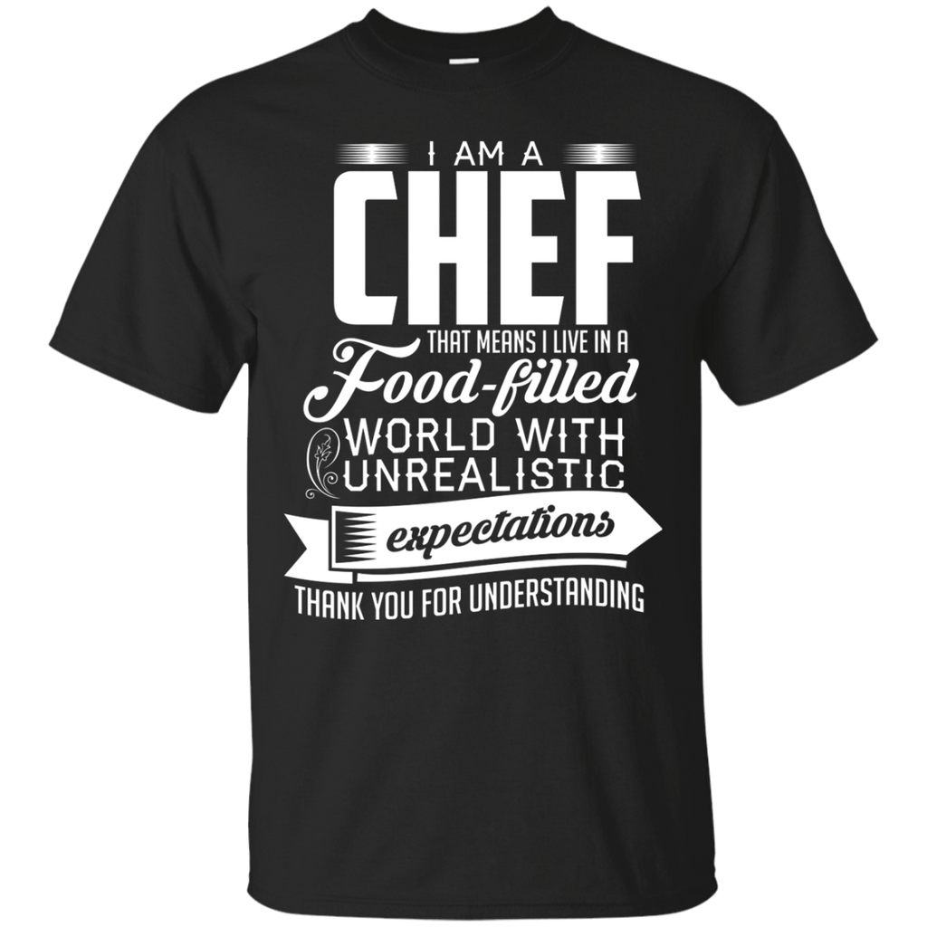Chef Expectations T-Shirt