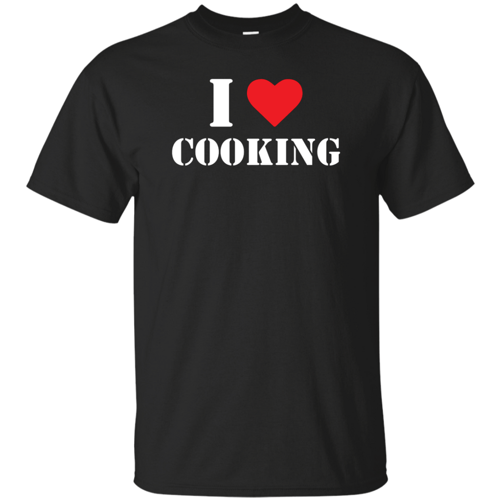 I Love cooking Youth T-Shirt