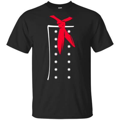 Chef Scalf Red Youth T-Shirt