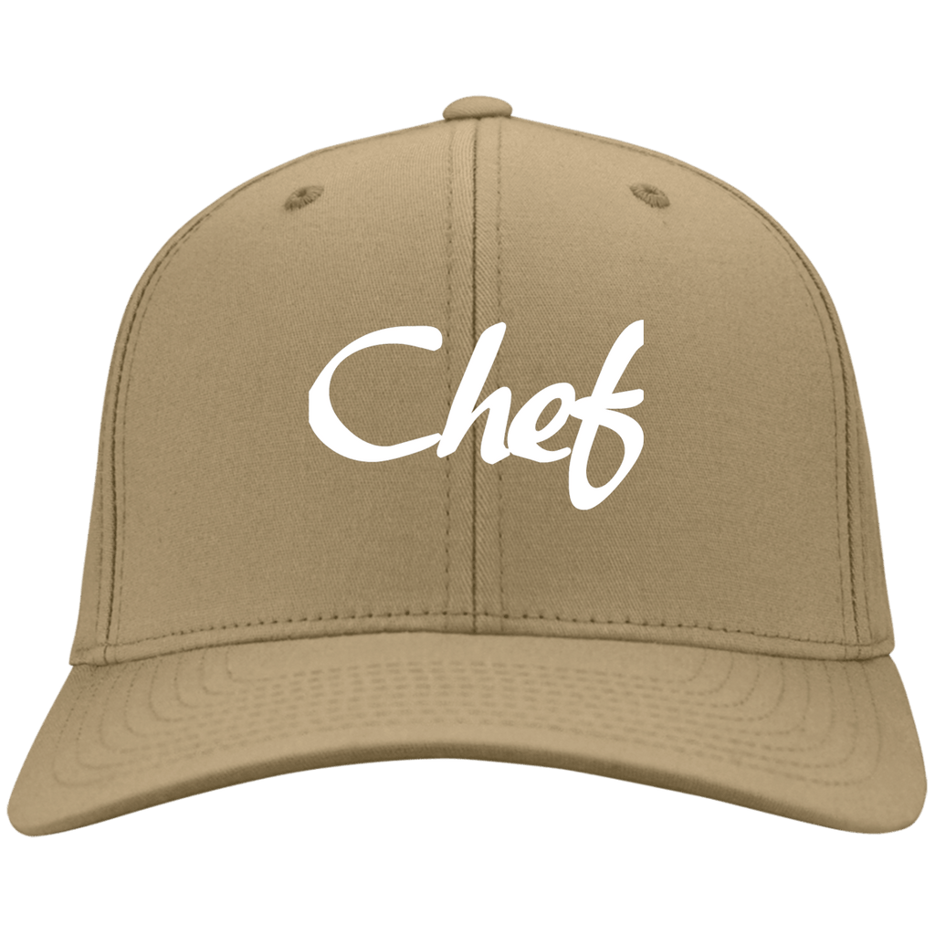 Chef Port & Co. Twill Cap