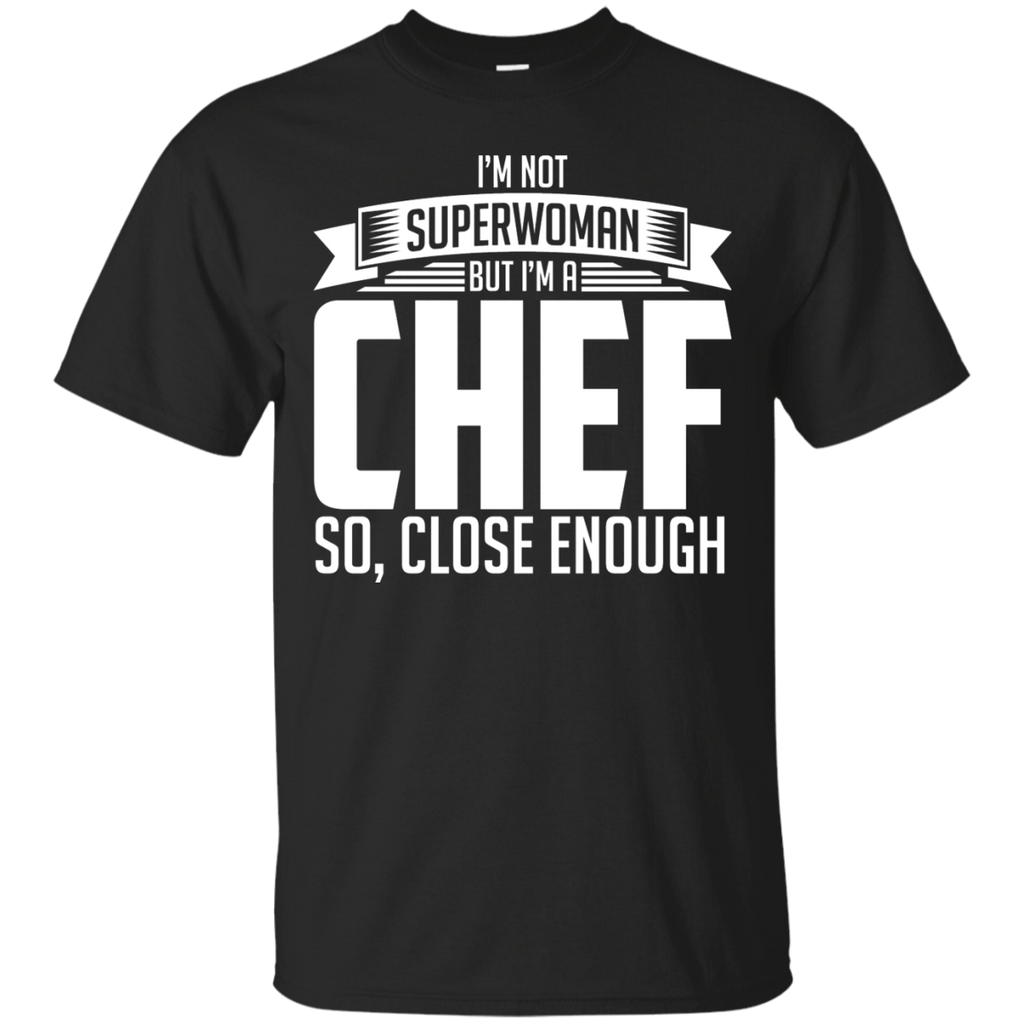 Superwoman Chef T-Shirt