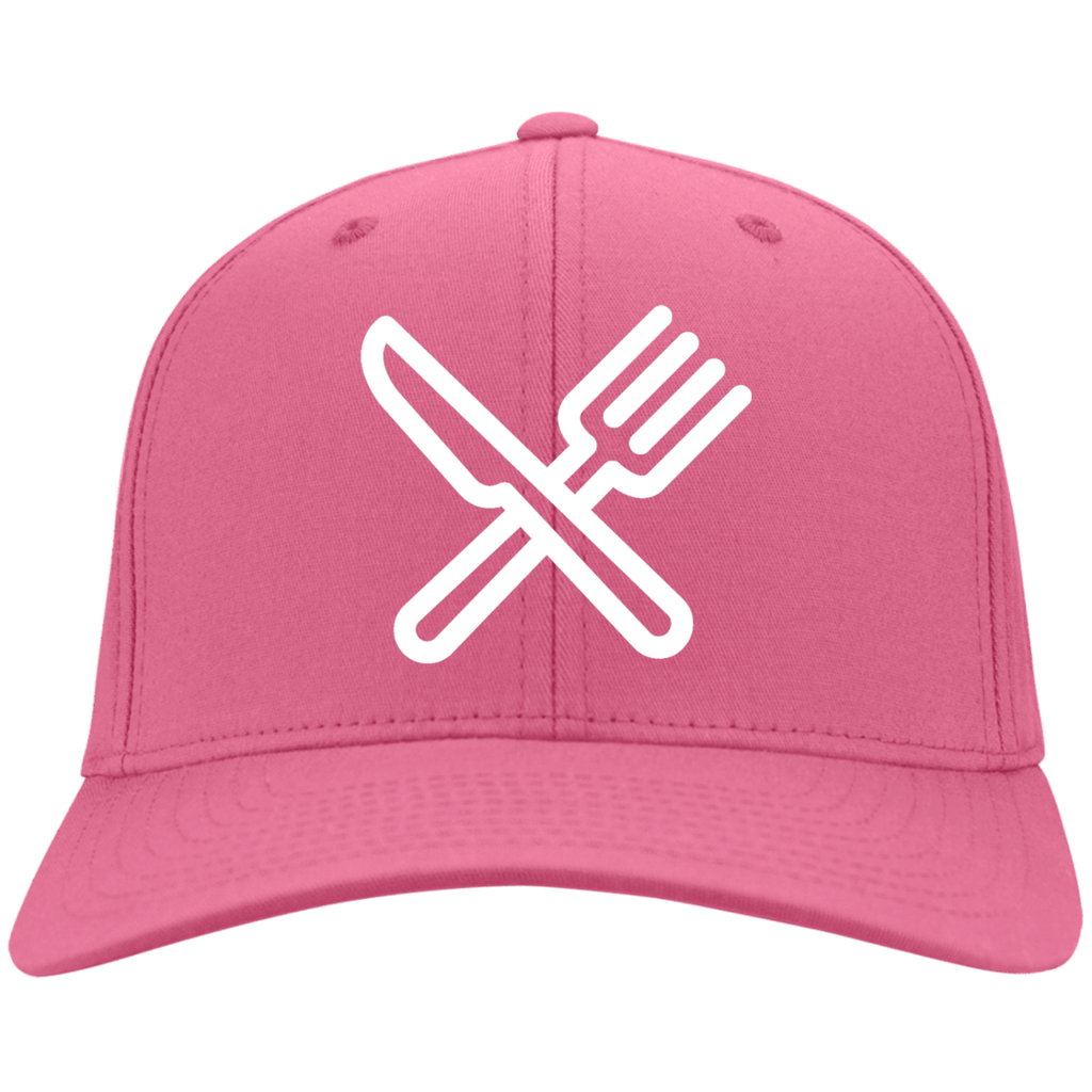 Knife and Fork Port & Co. Twill Cap