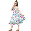 Bohemian Style Ruffle Decorated Dress As photo 1 / 12 in Strawbie Collections - girls dress