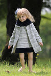 3 Piece Dress Set For Winter  in Strawbie Collections - dress set