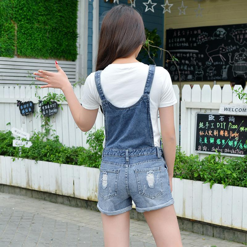 Denim Overalls For Teens  in Strawbie Collections - girls overalls