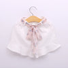Pearl And Flower Design Top N Shorts Set  in Strawbie Collections - girls shorts and top sets