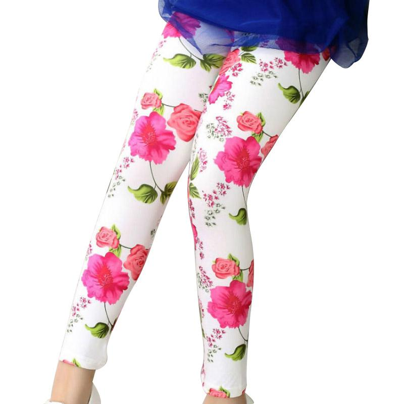 Soft  And Comfortable Leggings 7 / 2 in Strawbie Collections - girls leggings