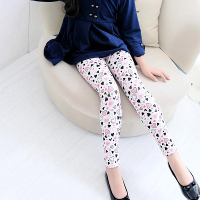 Soft  And Comfortable Leggings 6 / 2 in Strawbie Collections - girls leggings