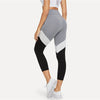 Athleisure Mid Waist Crop Leggings For Girls  in Strawbie Collections - Girls Pants