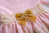 Pink Princess Dress with Headband  in Strawbie Collections - girls dress