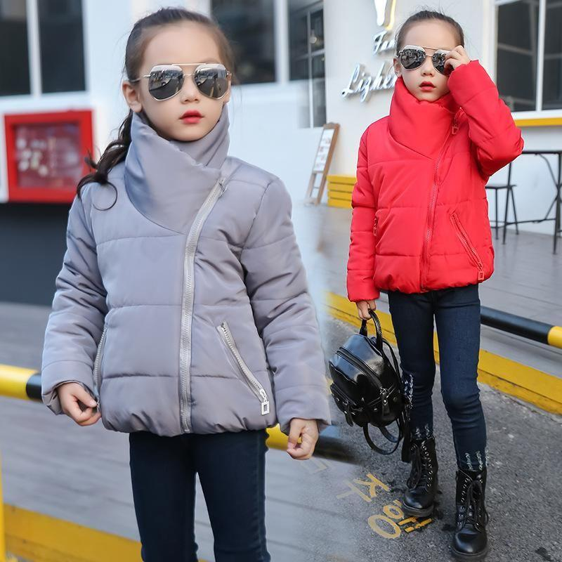 Thick Padded Winter Jacket  in Strawbie Collections - padded-jacket