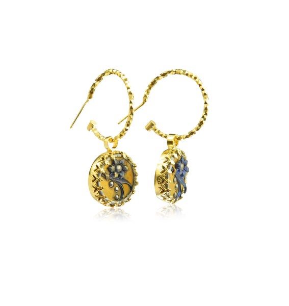 Parisian earrings