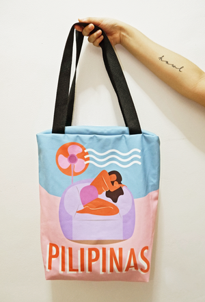 PRE-ORDER WITH CUT-OFF: PILIPINAS TOTE BAG