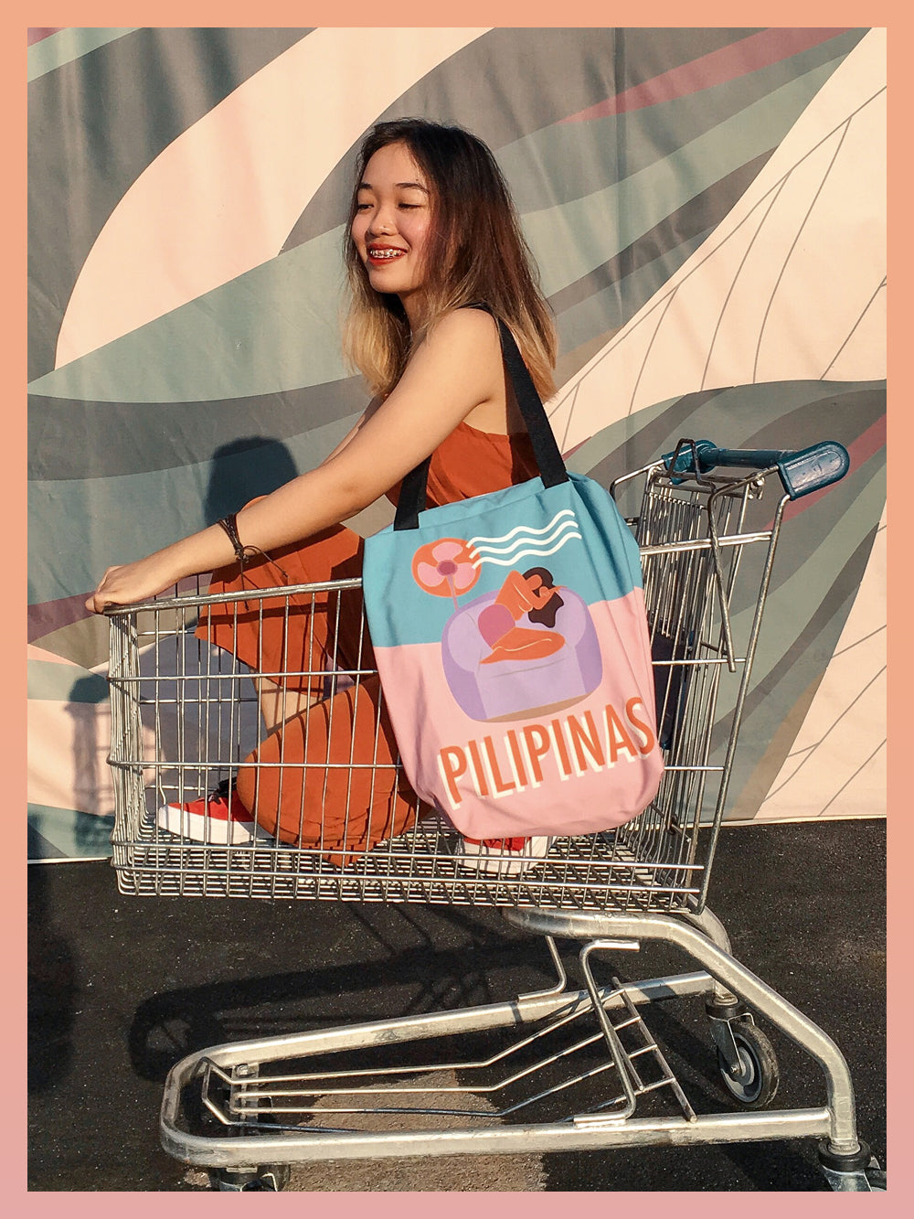PILIPINAS TOTE BAG (PRE-ORDER WITH CUT-OFF)