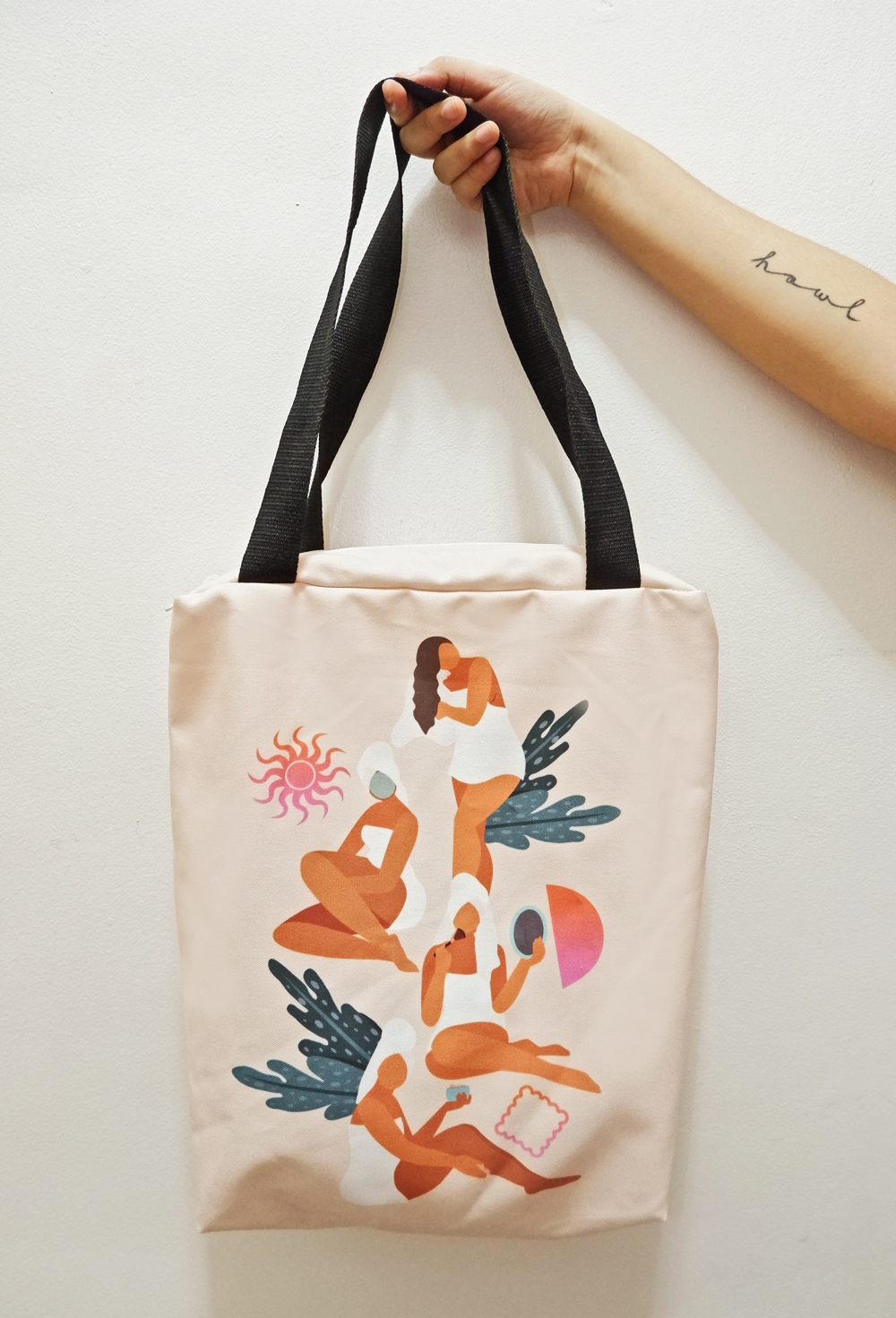 PRE-ORDER WITH CUTOFF: PADABAON TOTE BAG