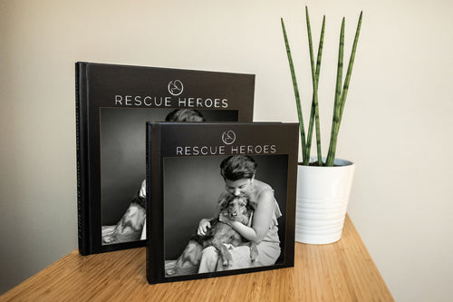 2019 FUREVER Coffee Table Book : Featuring the RESCUED HEROES ROAD TOUR FINALISTS