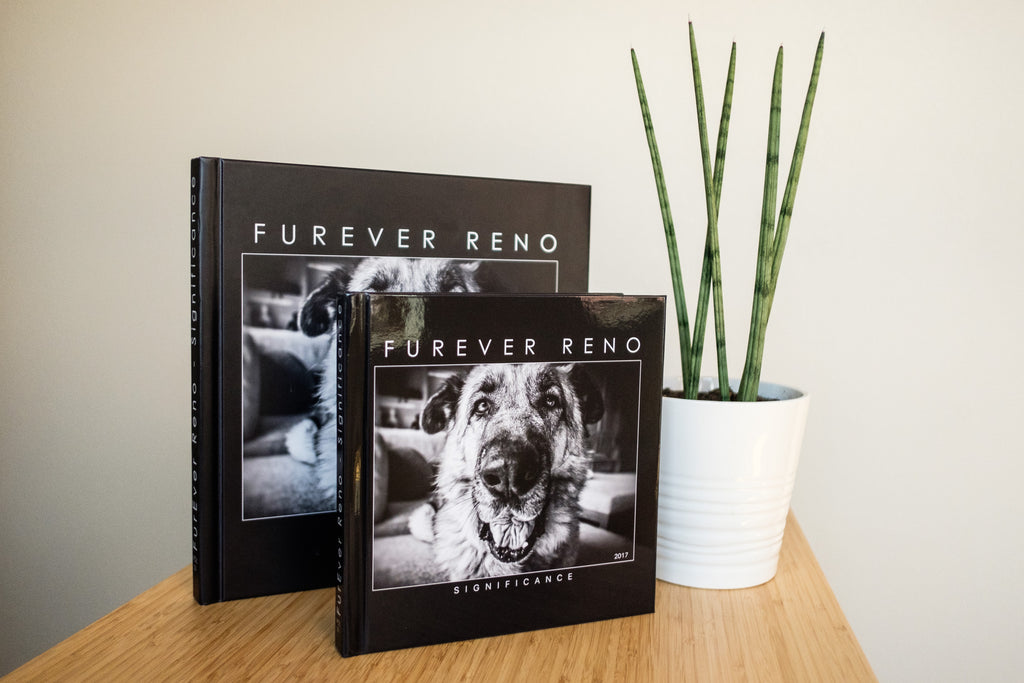 2017 FUREVER Reno Coffee Table Book