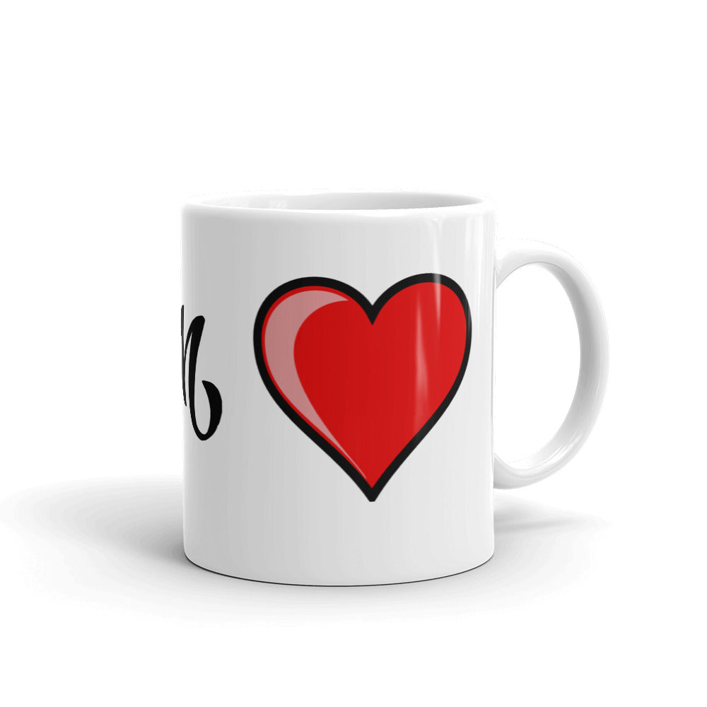 Vegan Love Mug