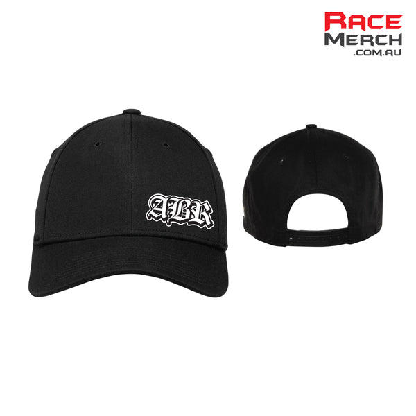 ABR - Black Adjustable Cap